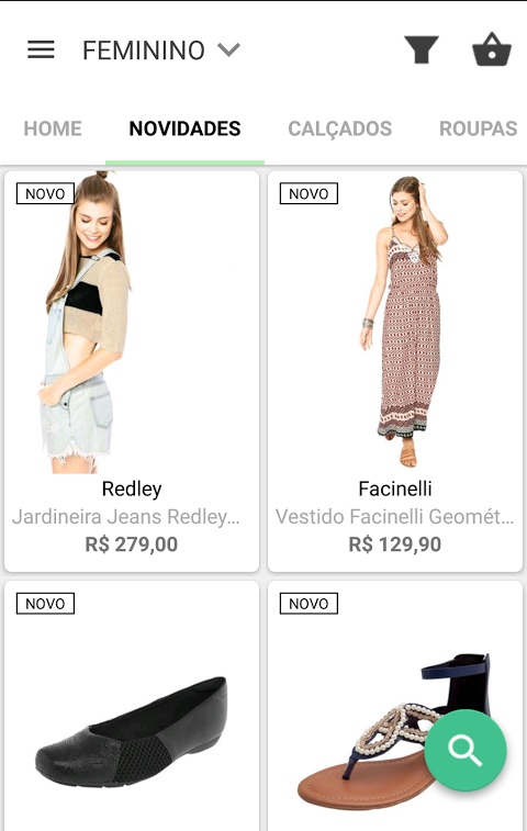 Dafiti - Sua smartfashion 6.12.4 Screen 1