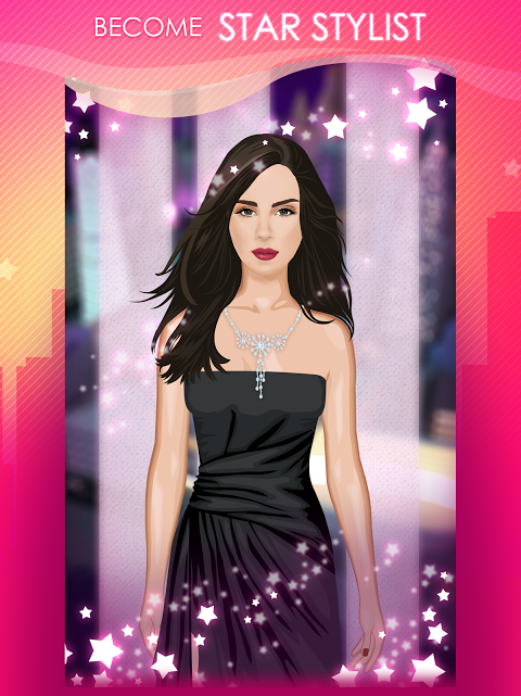 Android World of Fashion - Dress Up Screen 9