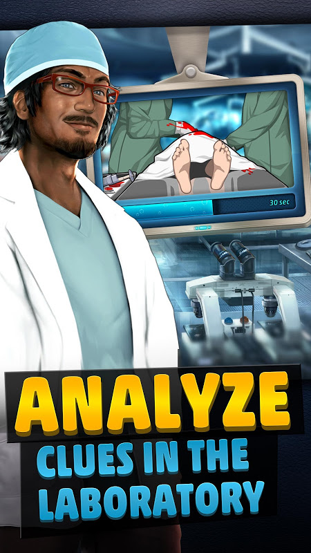 Criminal Case 2.26 Screen 3