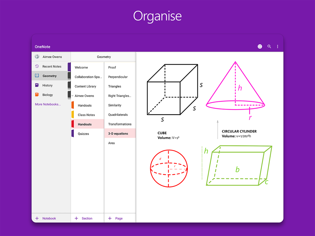 OneNote 16.0.8528.2052 Screen 12
