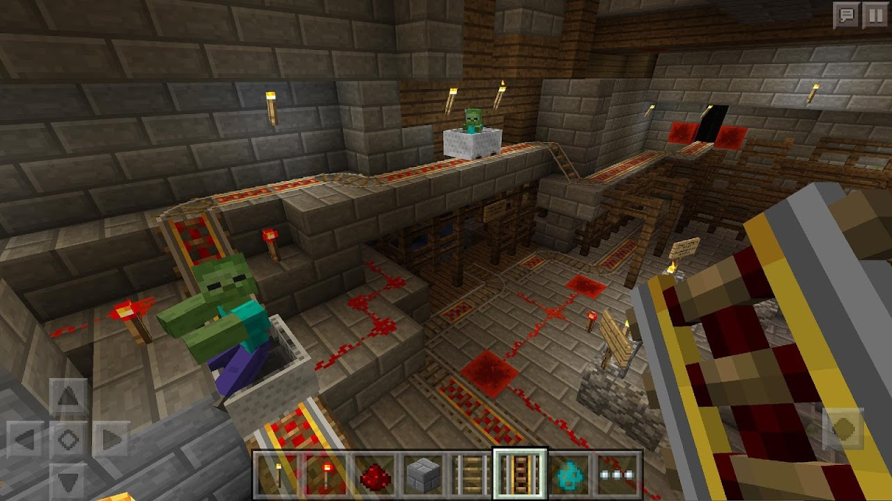 Minecraft: Pocket Edition 1.8.0.13 Screen 6