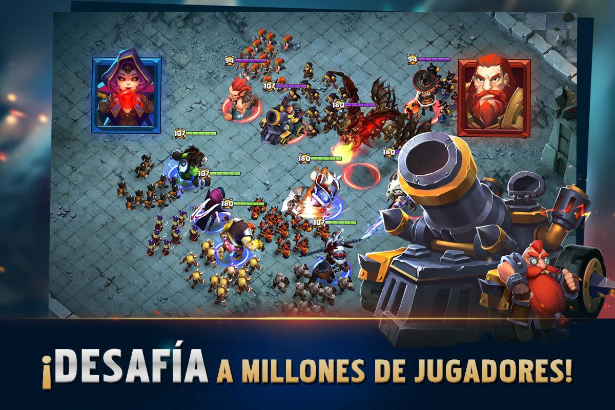 Clash of Lords 2: Español 1.0.170 Screen 3