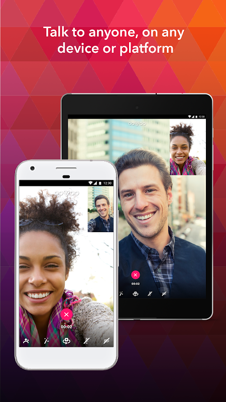 Android ooVoo Video Calls, Messaging & Stories Screen 4