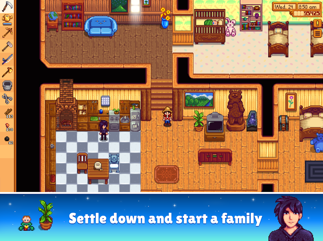 Stardew Valley 1.18 Screen 13