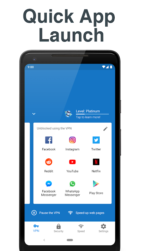 Hotspot VPN - Free, Unlimited, Fast, and Secure! 6.3.1008 Screen 13