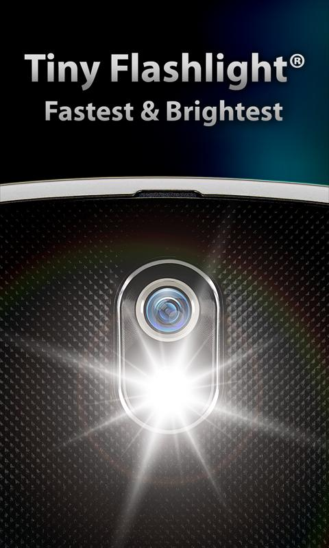 Android Torch - Tiny Flashlight ® Screen 4