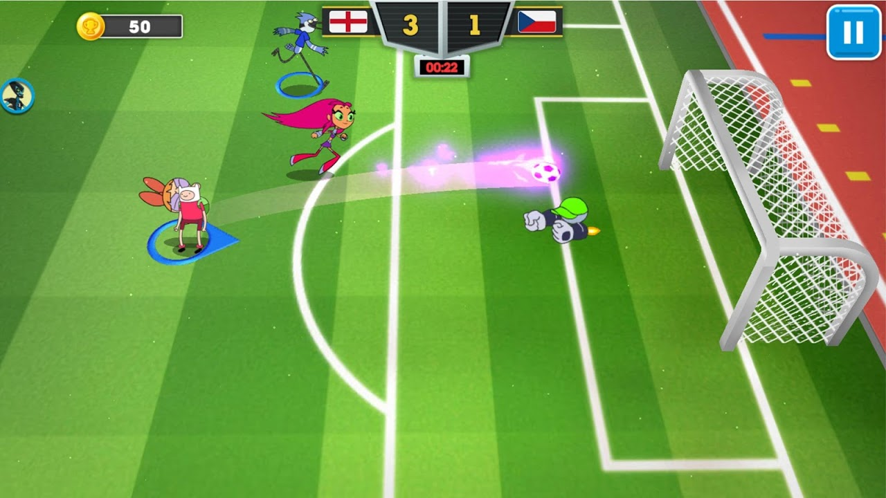 Toon Cup 2018 - Cartoon Network's Football Game 1.0.11 Screen 4