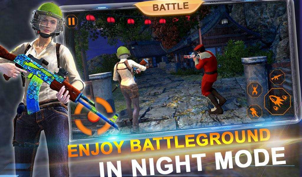 Free Fire Battleground- Firing Squad battle strike 1.0 Screen 5