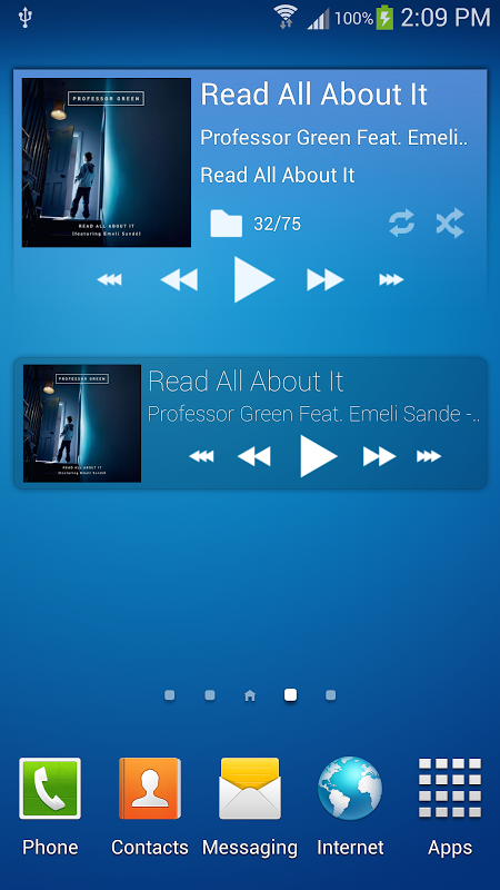 Poweramp 2.0.10-build-860589-x86-play Screen 19