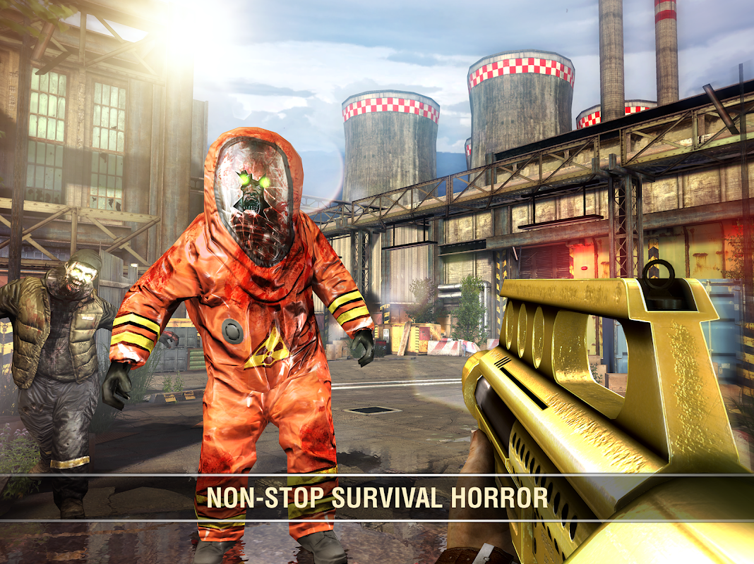 Android Dead Trigger 2: First Person Zombie Shooter Game Screen 17