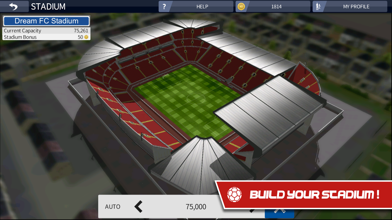 Android Dream League Soccer 2017 Screen 14