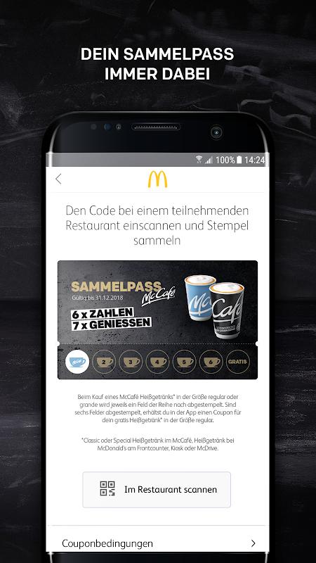 McDonald's Deutschland 5.4.0.34242 Screen 4