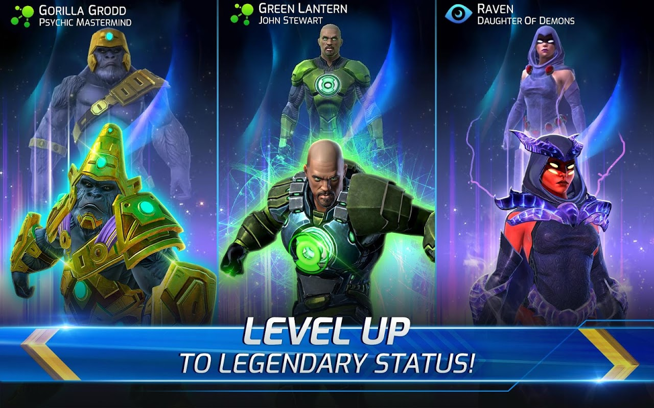 DC Legends: Battle for Justice 1.24.2 Screen 12