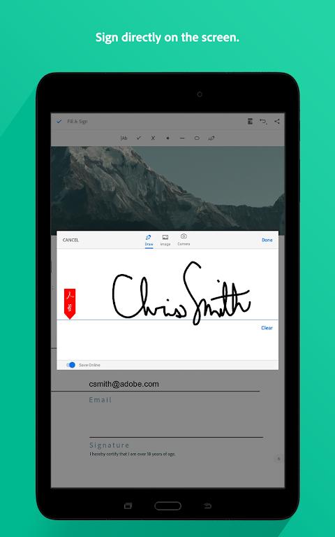 Adobe Acrobat Reader 19.3.0.9016 Screen 10