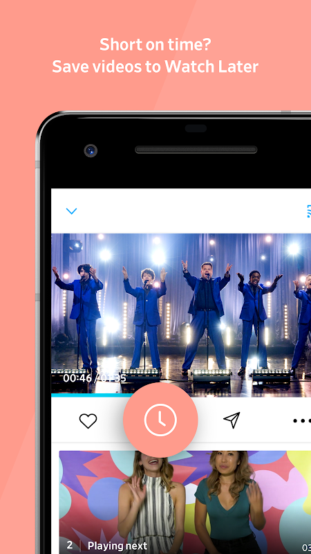 Dailymotion: Videos for now 1.31.29 Screen 3
