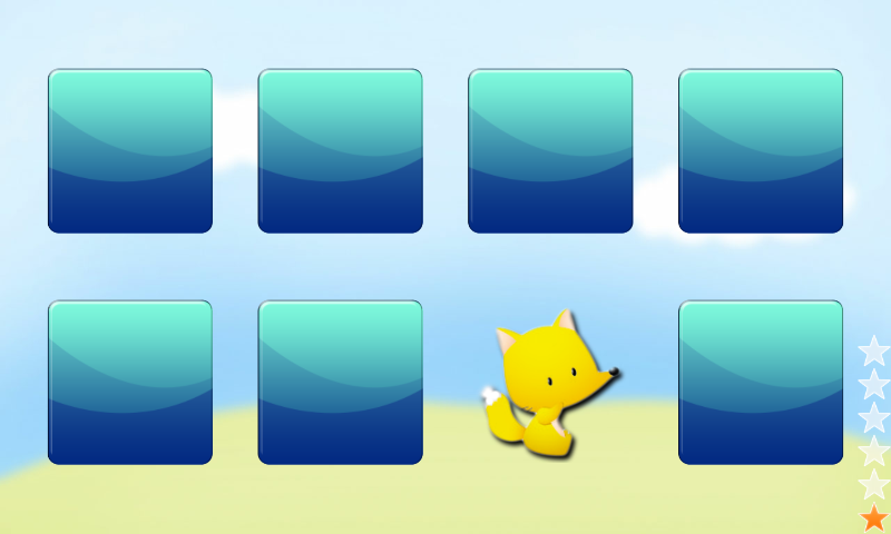Android Learn-Animals Screen 6