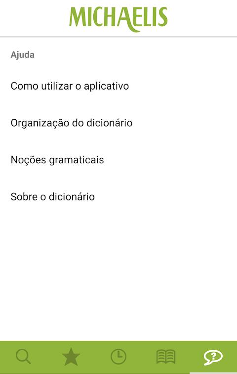 DICIONARIO BAIXAR MICHAELIS GRATIS O