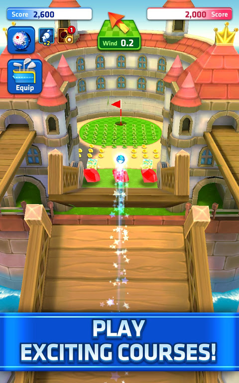Mini Golf King - Multiplayer Game 3.16 Screen 13