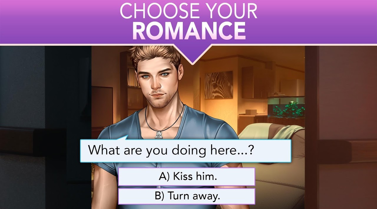 Is it Love? Blue Swan Hospital - Choose your story 1.2.183 Screen 4
