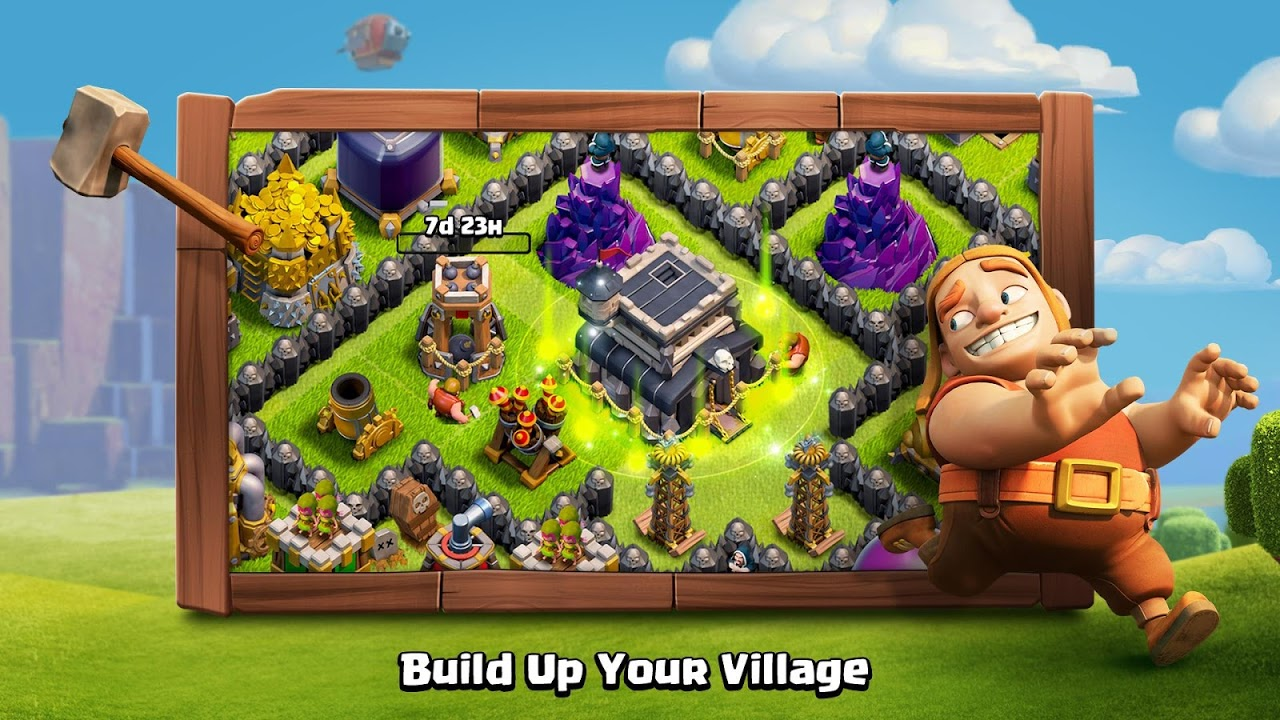 Clash of Clans 11.49.12 Screen 11