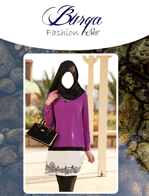 Burqa Women Fashion Suit 1.0.6 Screen 1