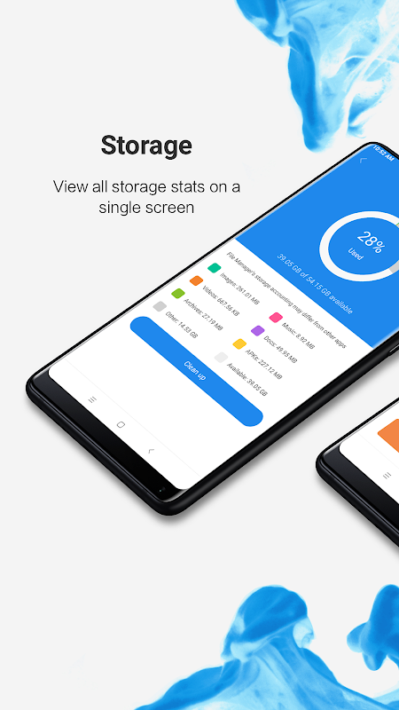 Android File Manager : free and easily Screen 3