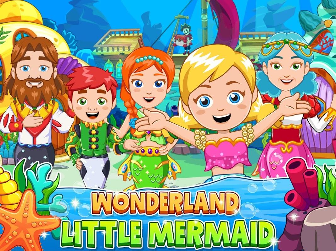 Wonderland : Little Mermaid 1.0.150 Screen 5