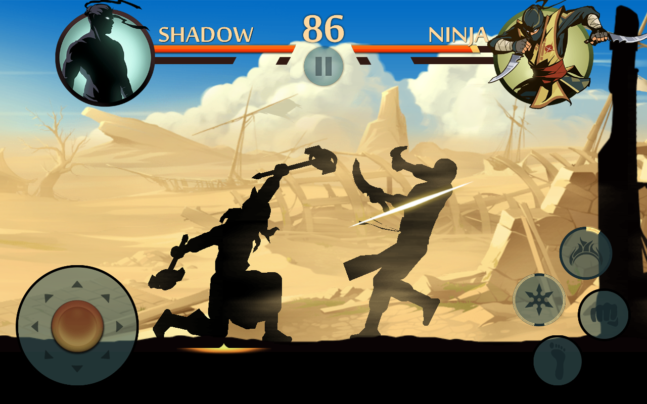 Android Shadow Fight 2 Screen 2