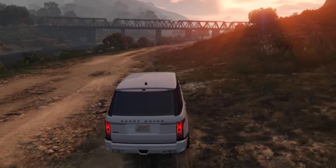 Driving Range Rover Simulator 1.1 Screen 7
