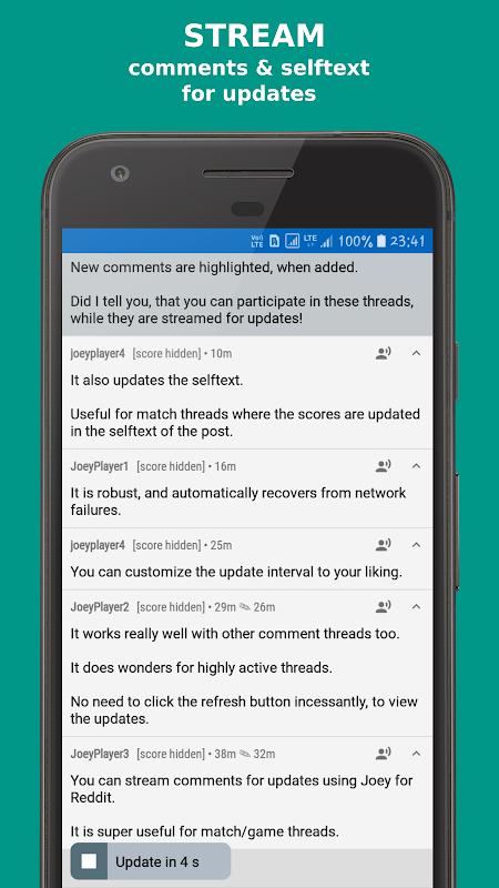 Joey for Reddit 1.6.3.6 Screen 6