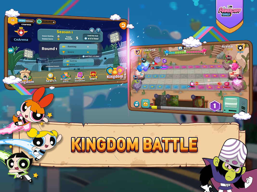 Android Cartoon Network Arena Screen 13