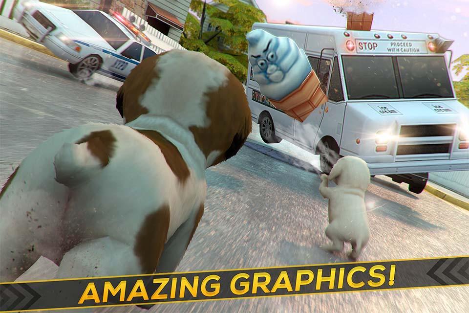 Dog Puppies Run! 1.3.0 Screen 1