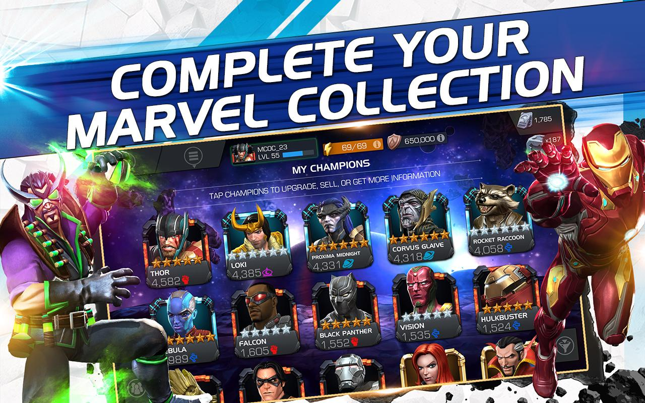 MARVEL Contest of Champions 21.2.0 Screen 3