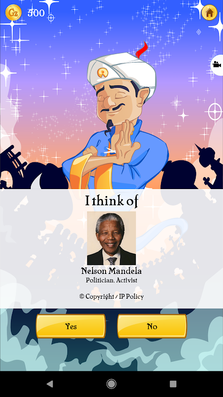 Akinator the Genie FREE 6.6.00 Screen 5