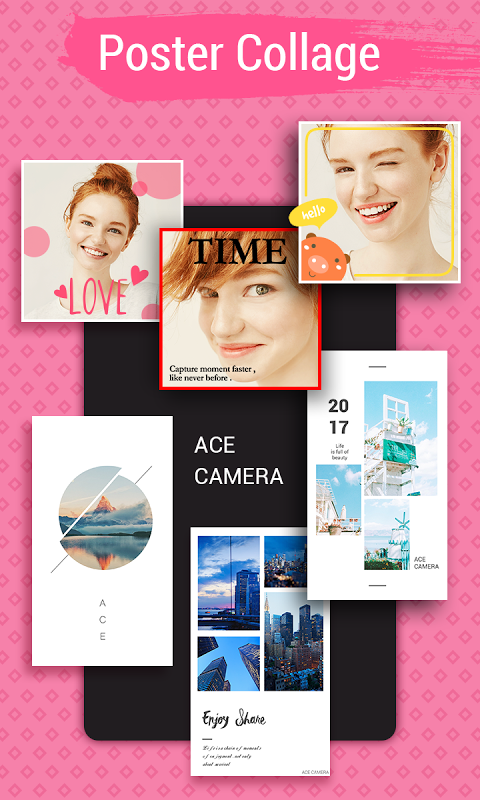 Ace Camera - Photo Editor, Collage Maker, Selfie 1.3.2.1003 Screen 5