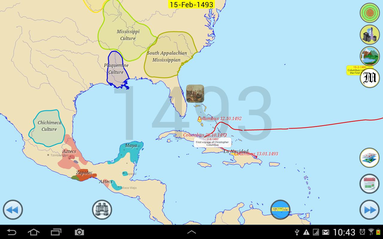 World History Atlas 2.46 Screen 6