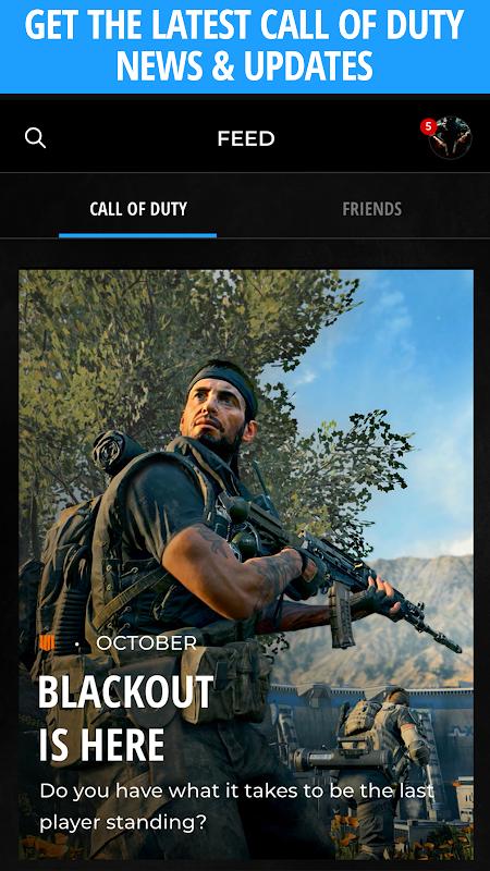 Call of Duty Companion App 1.0.5 Screen 3