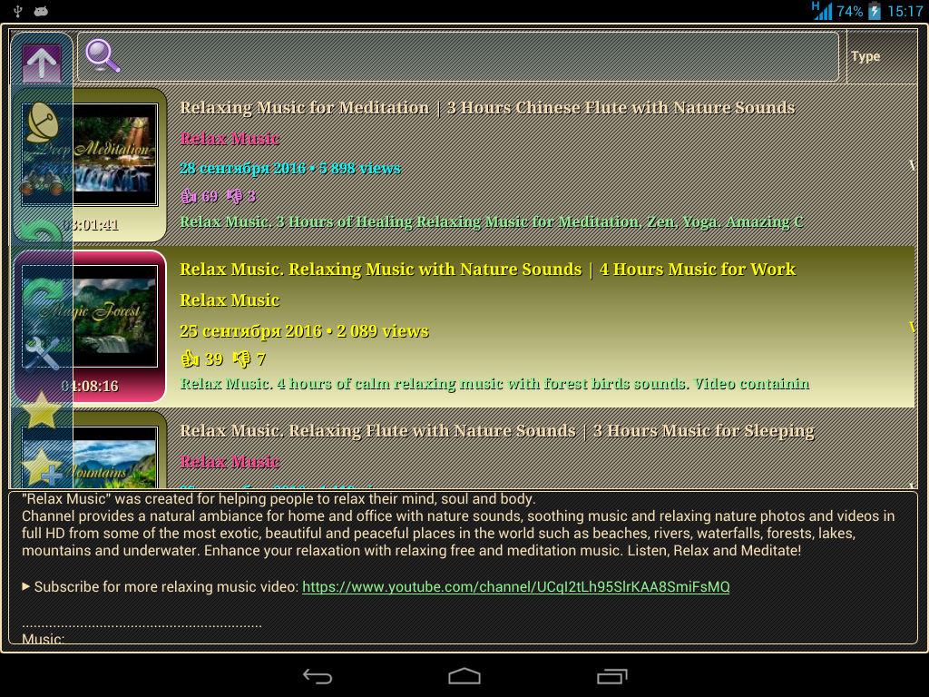DFM Player 4.88 Screen 2