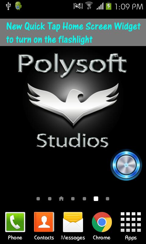 Pulsar 3 in 1 Flashlight 1.9.2 Screen 7