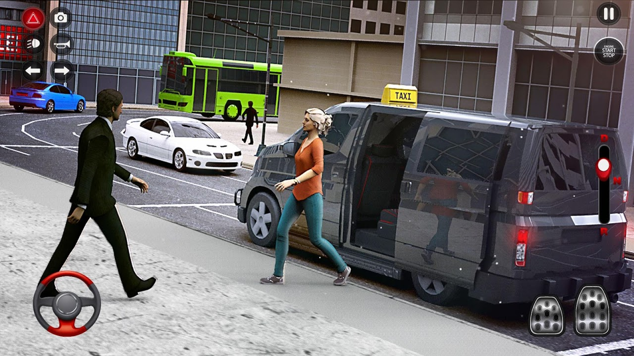New York Taxi Driving Sim 3D 1.0 Screen 4