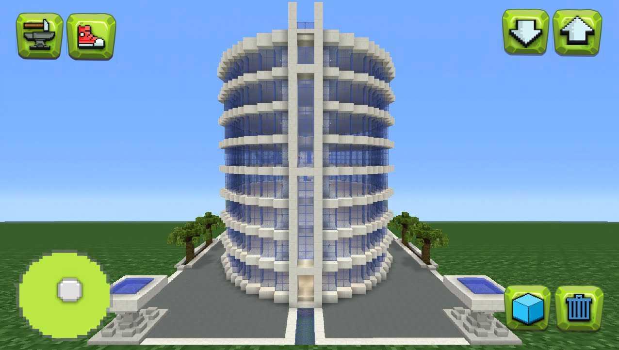 Hotels Craft - Building Empire 2.0 Screen 1