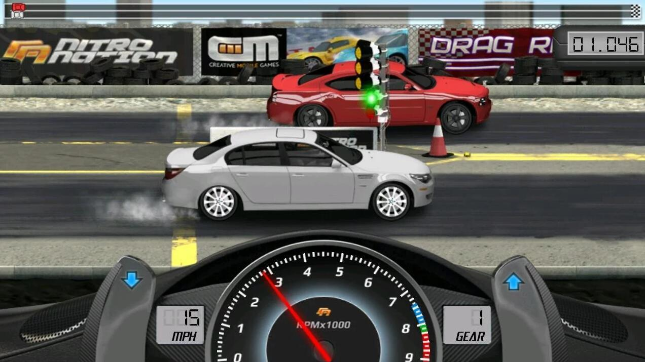 Drag Racing 1.7.52 Screen 1