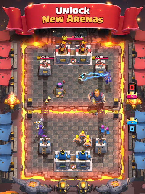 Clash Royale 2.5.4 Screen 16