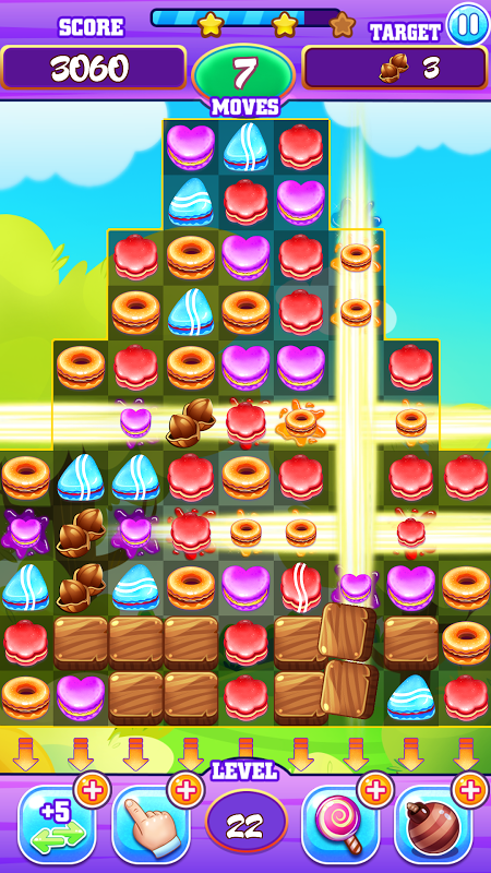 Cookie Forest 1.0.0 Screen 4