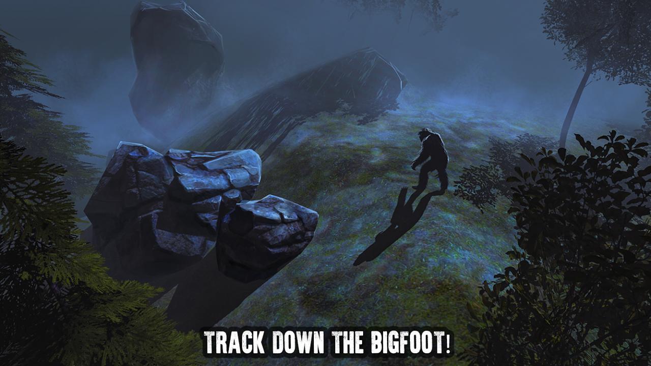 Android Bigfoot Monster Hunter Online Screen 5