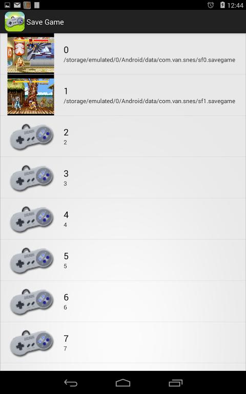 Emulator for SNES APKs | Android APK