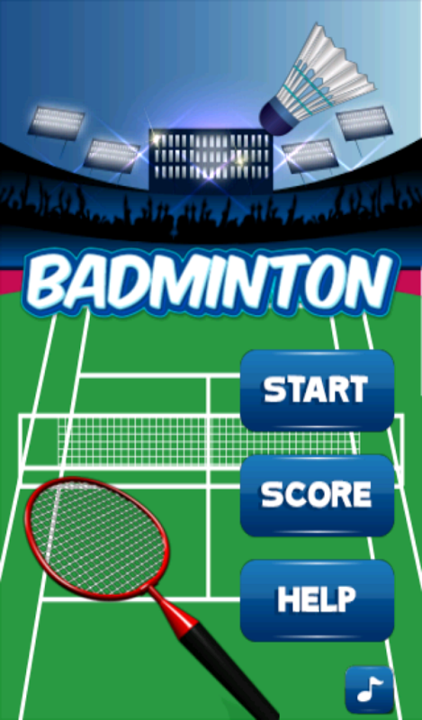 Android Badminton Champion Screen 8