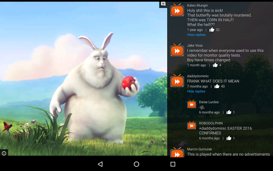 Android VidMate YouTube Video Downloader Screen 6