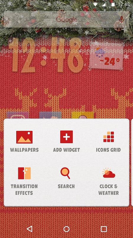 New Year Theme 1.0.3 Screen 6