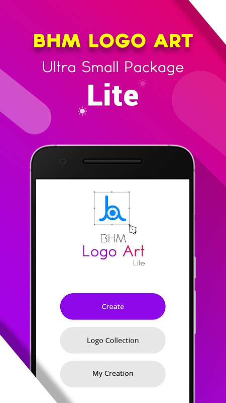 Android Logo Maker Lite Screen 4